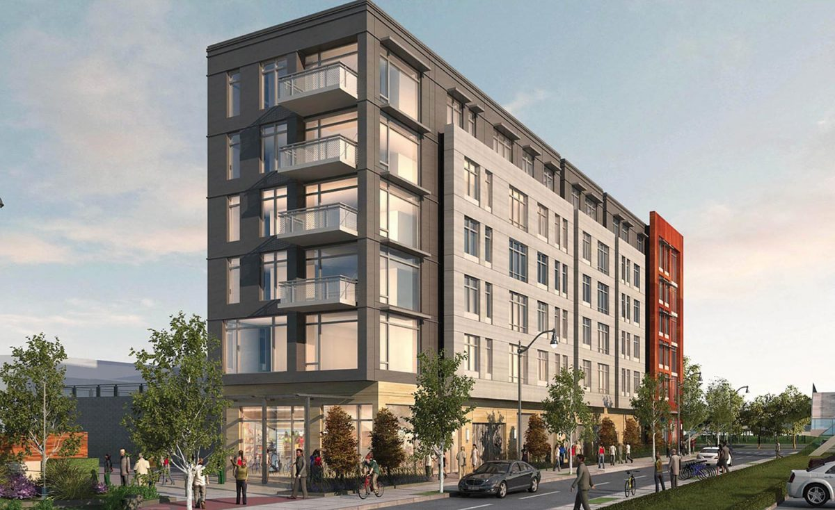 A Fast Track To Allston