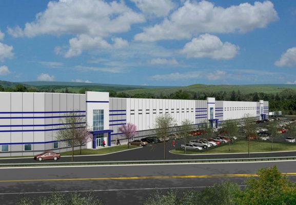 Wind Gap Logistics Center
