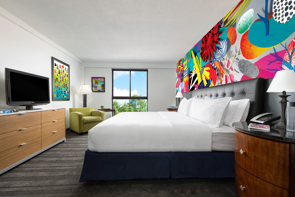 the davis companies with spot on ventures and highgate open 117 room