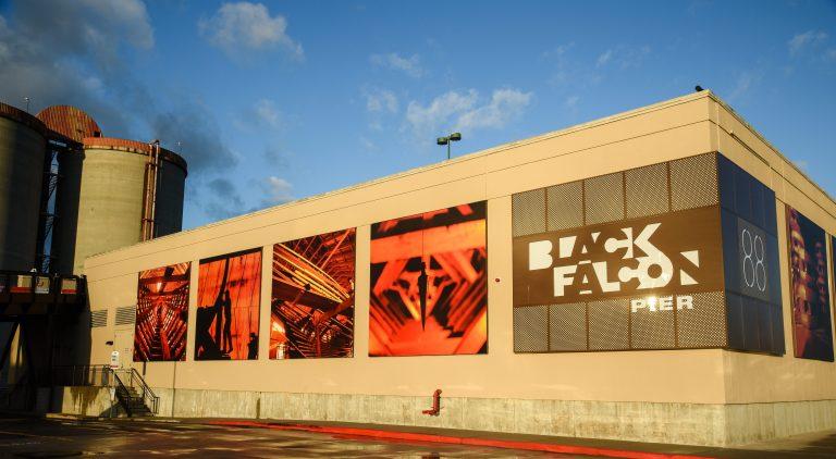 Black Falcon Pier Redesigned - The Davis Companies