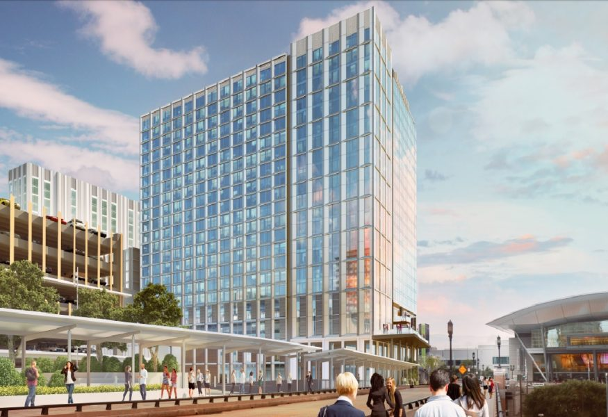 JLL Arranges $330 7M Construction Loan for 1,055-Room Hotel in